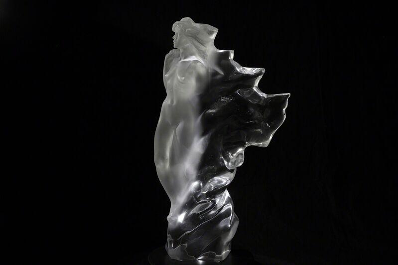 Frederick Hart, 'Veil of Light Lucite Acrylic Sold Out Sculpture 17k Retail 1987', 1987, Sculpture, Lucite, Modern Artifact