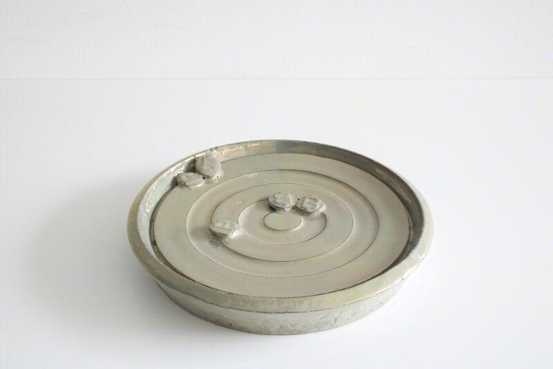 Fabian Marti, '1Fjzd6c4XwhhFyMNNFk15gorG93bk2EdvP', 2016, Sculpture, Reduction fired ceramic, Wilde