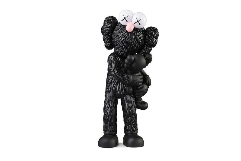 KAWS, 'TAKE BLACK', 2020, Sculpture, Vinyl, Dope! Gallery