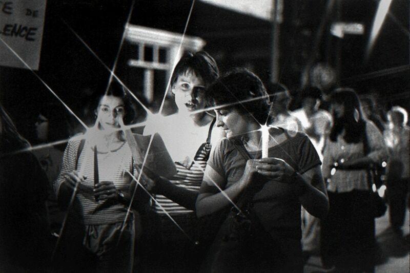 Réjean Meloche, 'Marche des Femmes', ca. 1980, Photography, Digital print, The Print Atelier
