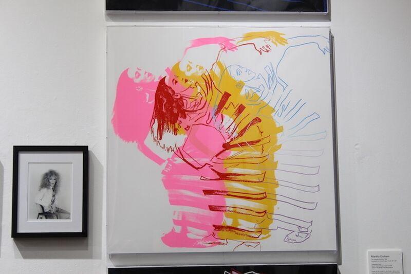 Andy Warhol, 'Satyric Festival Song (Unique)', 1986, Print, Screenprint on Lenox Museum Board, Revolver Gallery