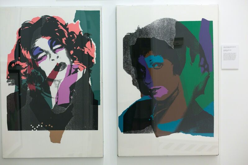 Andy Warhol, 'Ladies and Gentlemen (FS II.128)', 1975, Print, Screenprint, Revolver Gallery