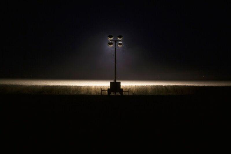 Mel Ziegler, 'An American Conversation (Wheat, Salina, KS)', 2013, Photography, C-print, frame, Perrotin