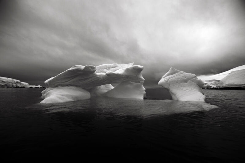 Sebastian Copeland, 'Icefloe VI, Antartica', 2007, Photography, Archival Pigment Print, Bernheimer Fine Art