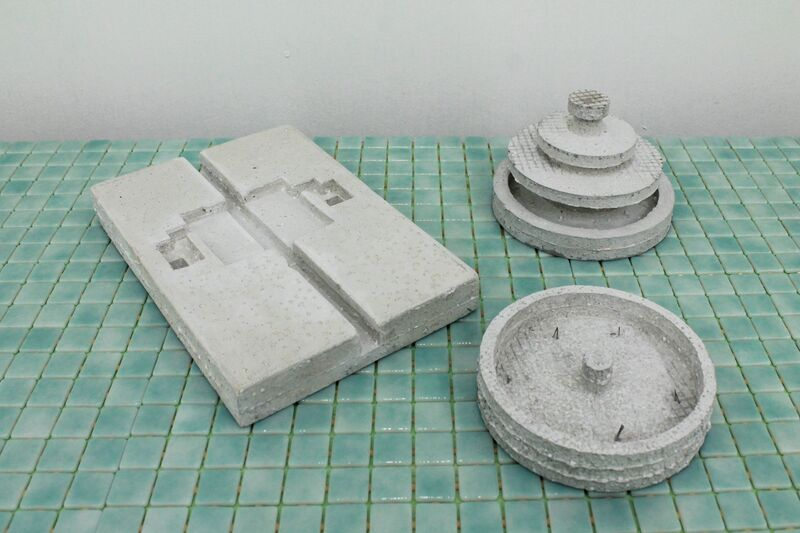 Jessica Briceño Cisneros, 'Guapondelig II', 2018, Sculpture, Concrete, Proyecto NASAL