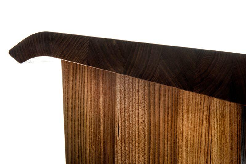 Michael Hurwitz, 'Elm Bench', 2016, Design/Decorative Art, Red Elm, Wexler Gallery