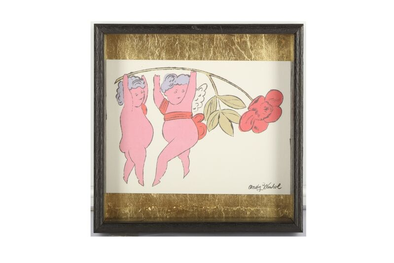Andy Warhol, 'Untitled', Print, Lithographic print with stamp, Chiswick Auctions
