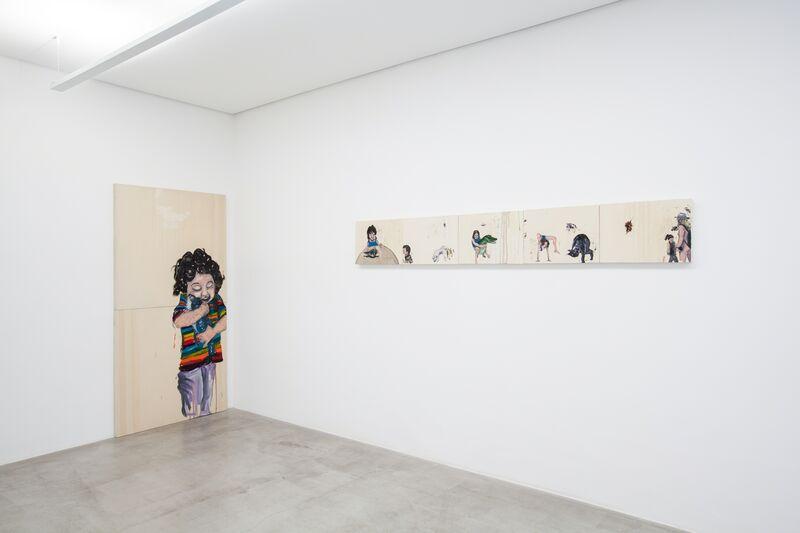 Camila Soato, 'Experiência polissistêmica№17', 2013, Painting, Oil on canvas, Zipper Galeria