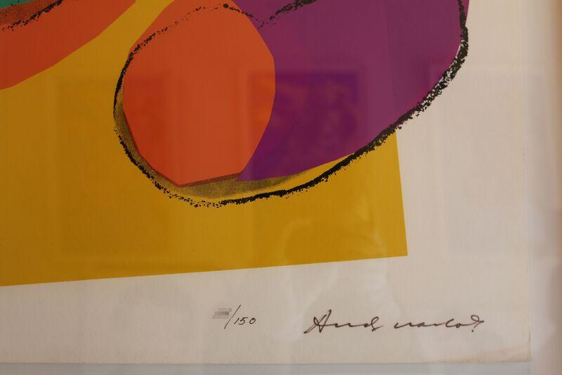 Andy Warhol, 'Space Fruit: Peaches (FS II.202) ', 1979, Print, Screenprint on Lenox Museum Board, Revolver Gallery