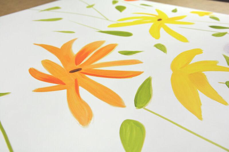 Alex Katz, 'Summer Flowers II', 2017, Print, Archival pigment inks on Crane Museo Max paper, ARTETRAMA