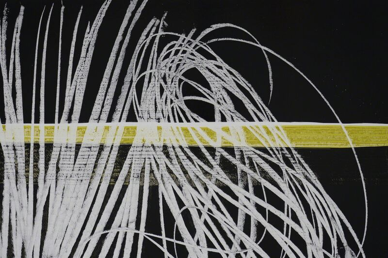 Hans Hartung, 'P. 1970 A.17', 1970, Painting, Acrylic on carton, Capsule Gallery Auction