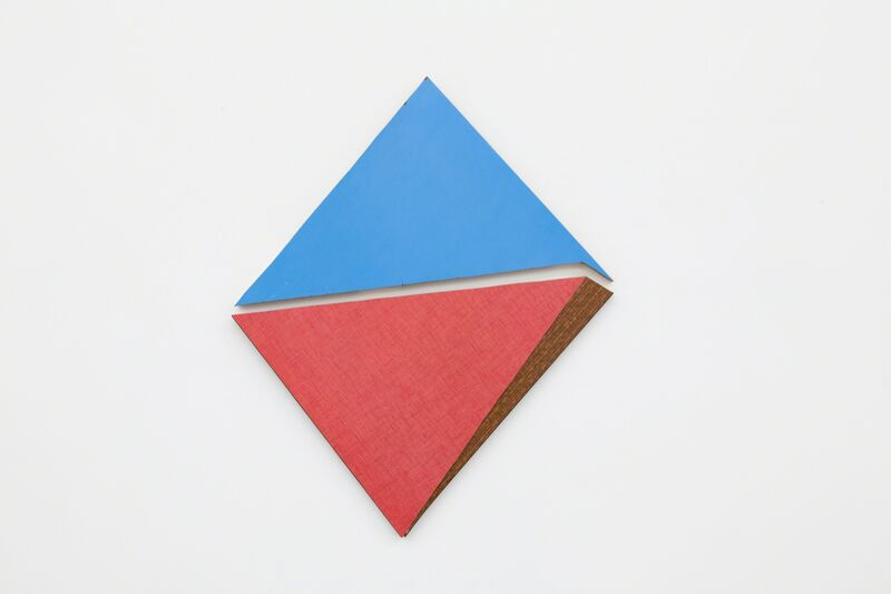 François Curlet, 'Vintage Discounter Leader Price', 2011, Painting, Laminated Formica tabletop from the charity shop Emmaüs, Air de Paris