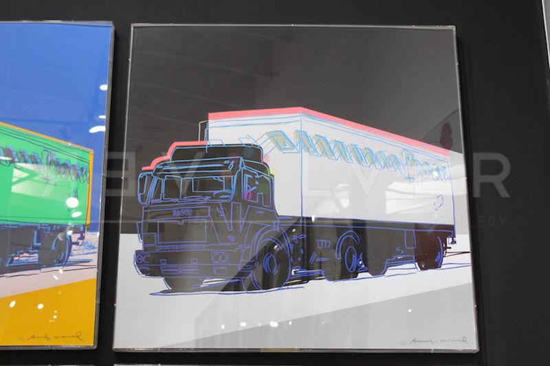 Andy Warhol, 'Truck (FS II.370) ', 1985, Print, Screenprint on Lenox Museum Board, Revolver Gallery