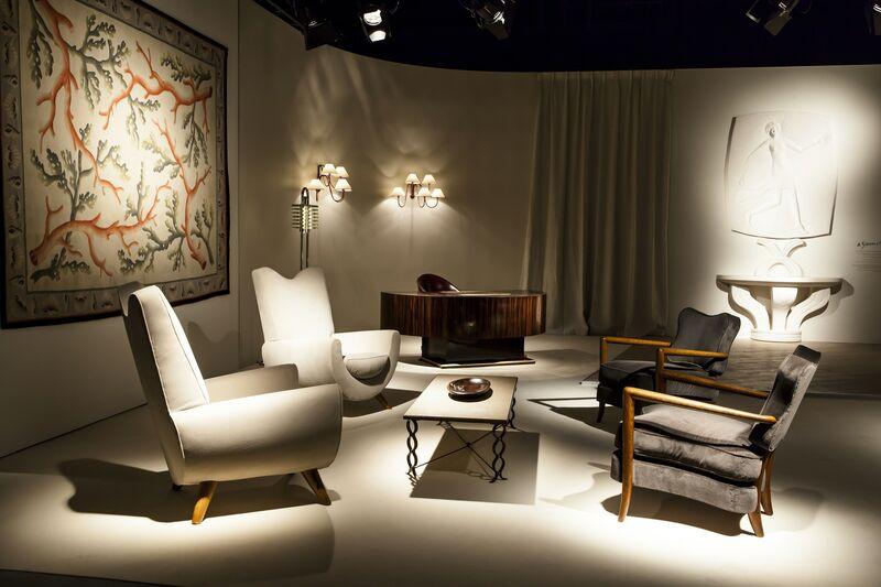 Emilio Terry, 'Aubusson manufacture carpet', ca. 1949, Design/Decorative Art, Wool, Galerie Jacques Lacoste