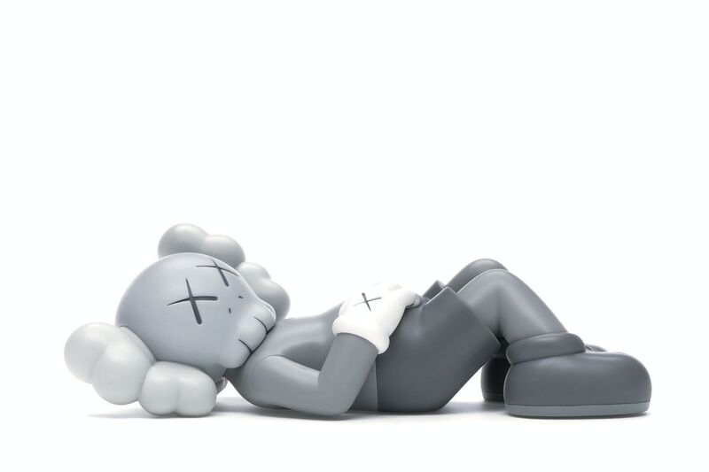 KAWS, 'KAWS HOLIDAY JAPAN Vinyl Figure (Grey)', 2019, Sculpture, Vinyl, Curator Style