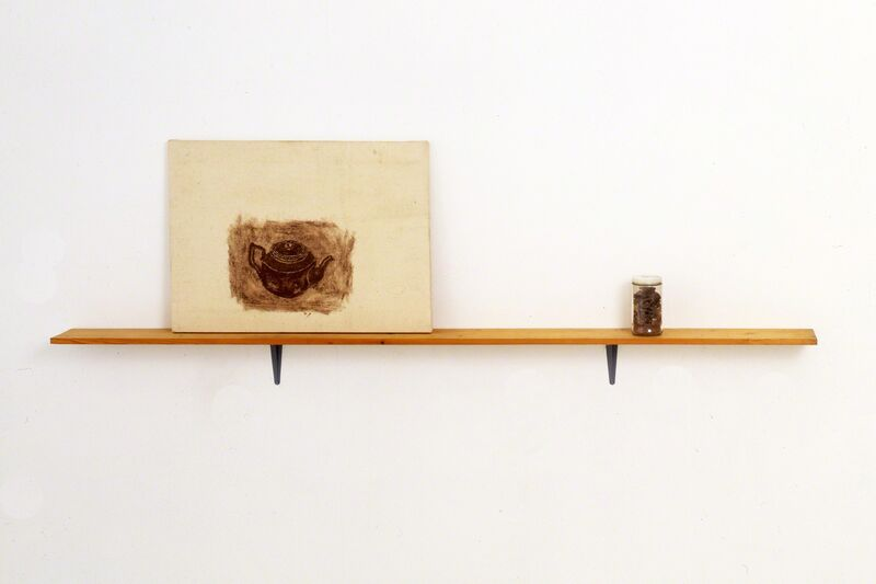 Amikam Toren, 'Neither a Teapot nor a Painting', 1979, Mixed Media, Anthony Reynolds Gallery