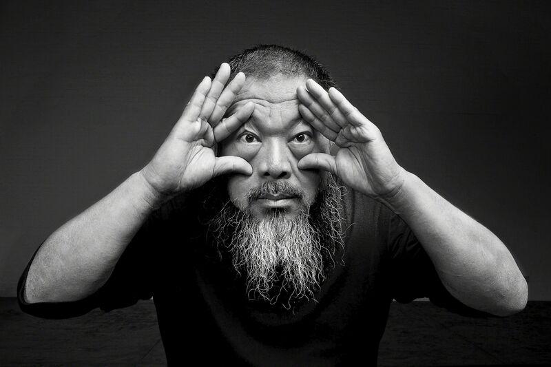Gao Yuan, 'Ai Weiwei', 2012, Photography, National Gallery of Victoria