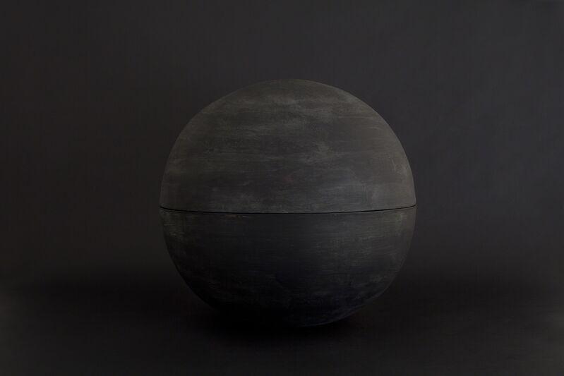 Kelly Nipper, 'The Darkest Part, Slight Detail Recorded', 2013, Sculpture, Ceramic, Hammer Museum