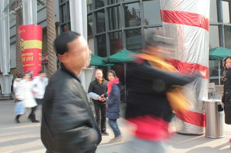 Li Liao, 'A Slap in Wuhan', 2010, Performance Art, Single channel digital video, Eli Klein Gallery