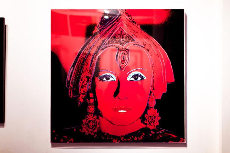 Andy Warhol, 'The Star (FS II.258)', 1981, Print, Screenprint on Lenox Museum Board, Revolver Gallery
