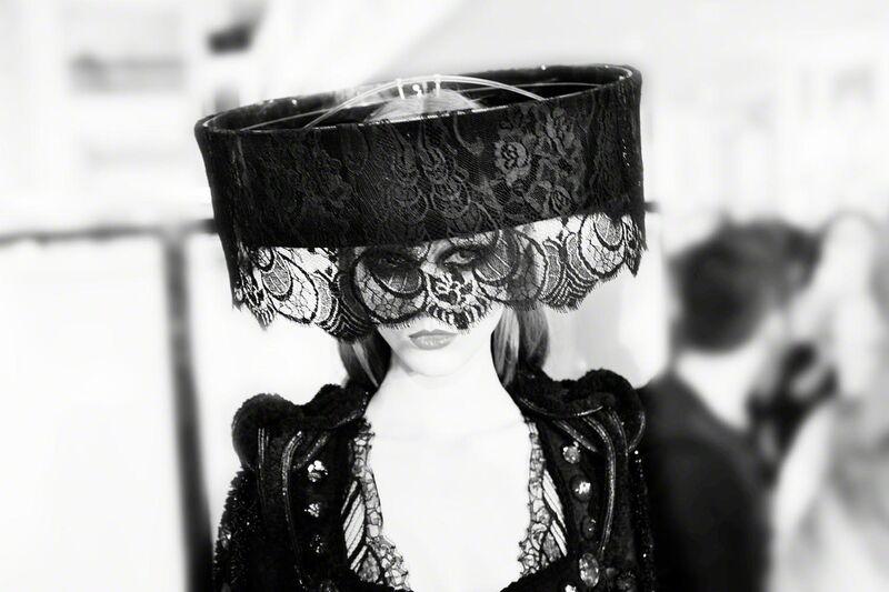 Simon Procter, 'The Veil, Givenchy Spring 2011 Haute Couture, Paris', Photography, C-print, Rosenbaum Contemporary