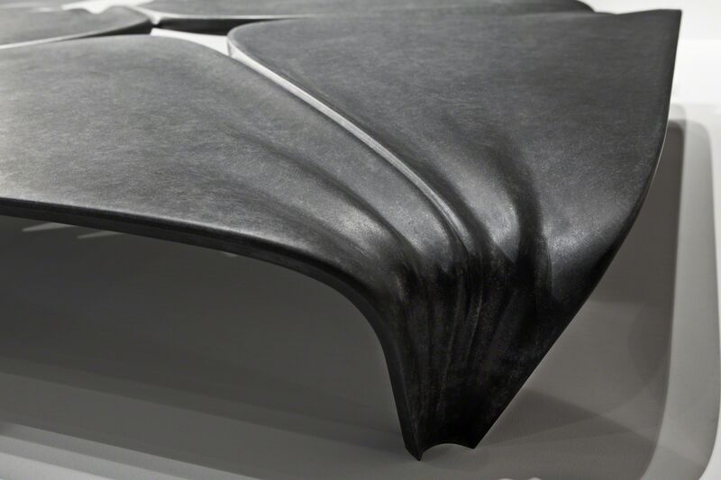 Zaha Hadid, 'Quad-L Table', 2015, Design/Decorative Art, Granite - Nero Assoluto, Zaha Hadid