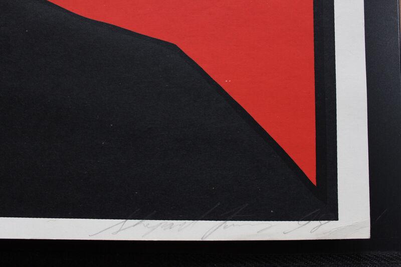 Shepard Fairey, 'Nubian & Angela Nubian (set of 2)', 1998, Print, Screenprint, EHC Fine Art Gallery Auction
