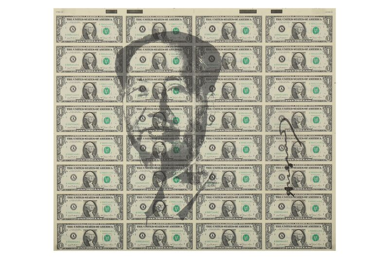 Andy Warhol, '32 Dollar Bills', Print, Chiswick Auctions