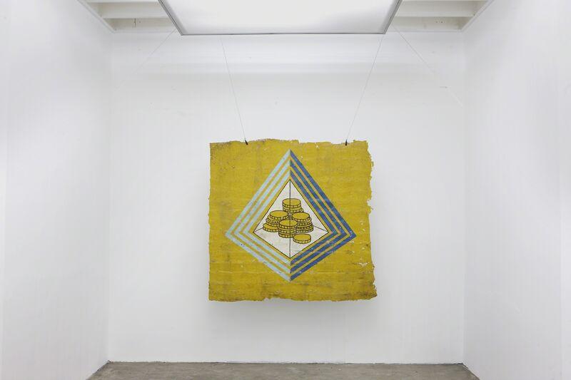 José Carlos Martinat, 'Monedas', 2014, Other, Wall extraction, Revolver Galería