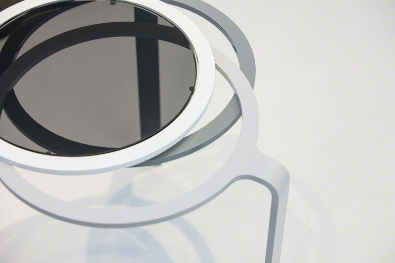 Brad Ascalon, 'Rely', 2013, Design/Decorative Art, Steel/Glass/Powdercoating, The NWBLK