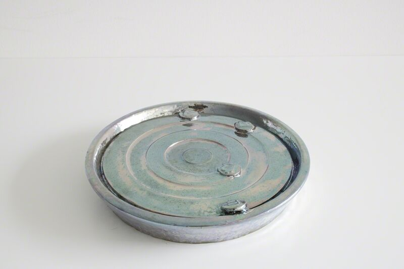 Fabian Marti, '1FDgNwrvfRznDLcYjughRRcvg4B5BXDhs5', 2016, Sculpture, Reduction fired ceramic, Wilde
