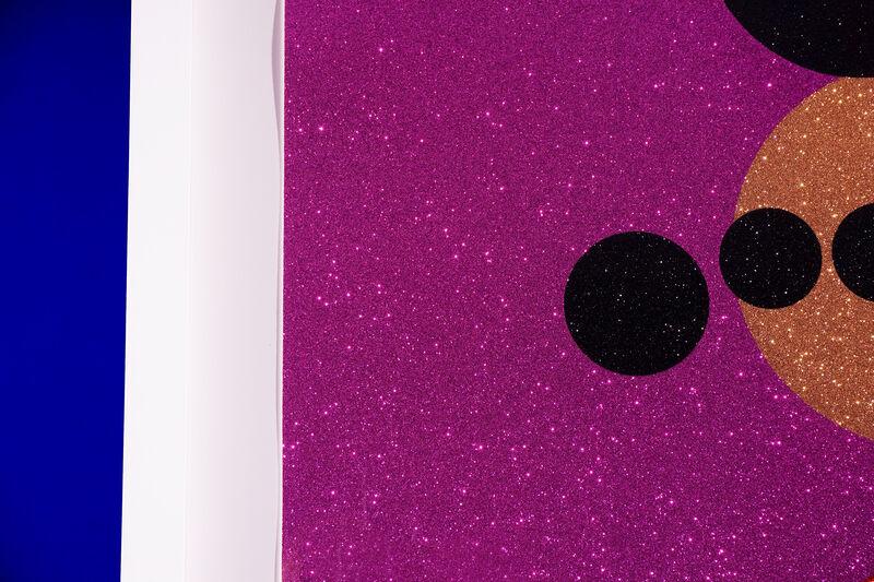 Damien Hirst, 'Minnie ', 2016, Print, Silkscreen, Glitter, Wove Paper, Arton Contemporary