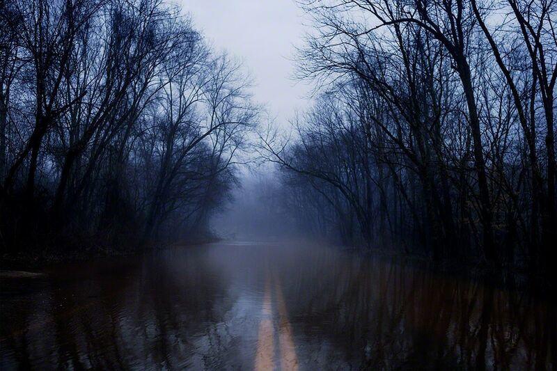 Matt Eich, 'The Road Home (As the Winter Snows Melt)', 2007, Photography, 2007 Archival inkjet print, Light Work