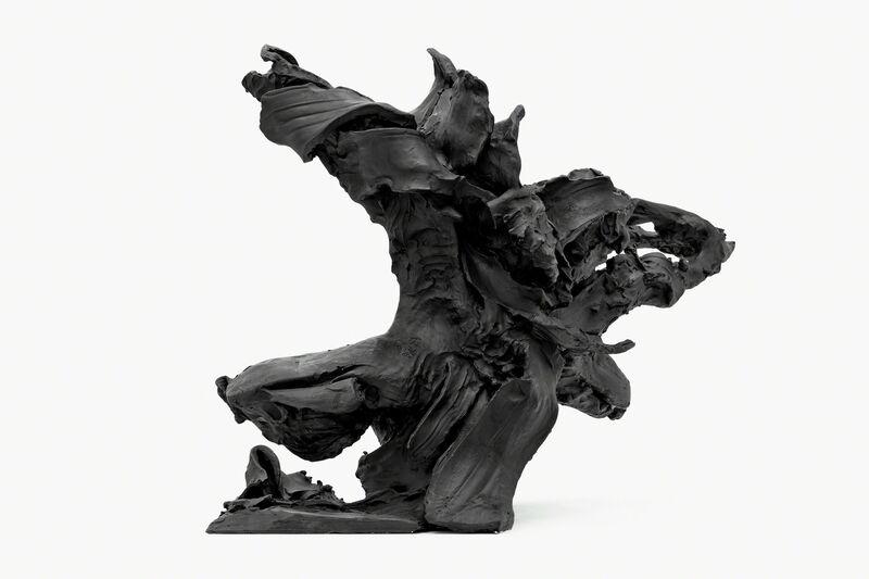 Stella Hamberg, 'the curve 2 - Stille', 2015, Sculpture, Bronze, Galerie EIGEN + ART