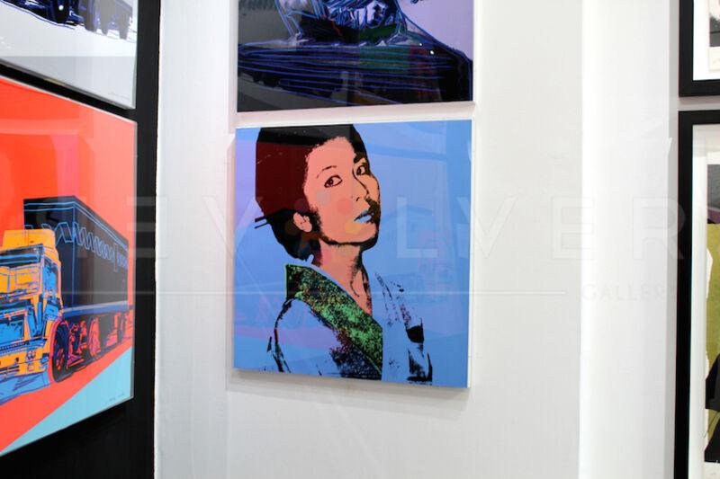 Andy Warhol, 'Kimiko (FS II.237) ', 1981, Print, Screenprint on Lenox Museum Board, Revolver Gallery