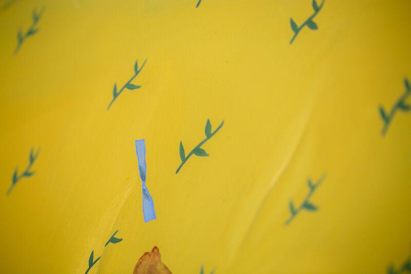 Anne Buckwalter, 'Olive Branch', 2019, Painting, Gouache on panel, Paradigm Gallery + Studio