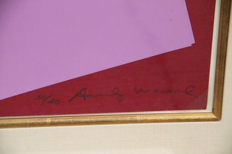 Andy Warhol, 'Queen Beatrix of the Netherlands (FS.II.341)', 1985, Print, Screenprint on Lennox Museum Board, RoGallery