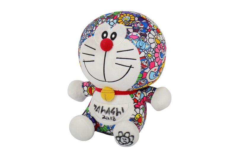 Takashi Murakami, 'Doraemon', Sculpture, Plush toy, Chiswick Auctions