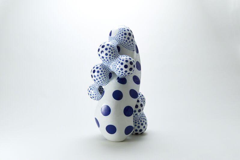 Harumi Nakashima, 'A Disclosing Form 1610', 2016, Sculpture, Porcelain, Duane Reed Gallery