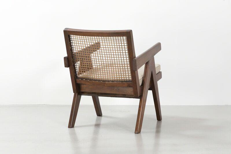 Pierre Jeanneret, 'Pair of Easy armchairs', 1952-1956, Design/Decorative Art, Teak & wicker, Galerie Patrick Seguin