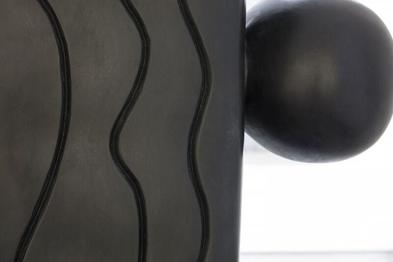 Joan Miró, 'Tête de Femme (Déesse)', 1970 (cast 1988), Sculpture, Bronze with black patina, Heather James Fine Art