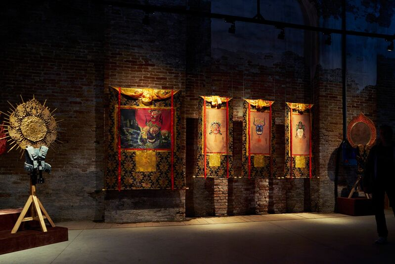 Lu Yang, 'Other Future (Installation view)', 2015, Installation, 56th Venice Biennale
