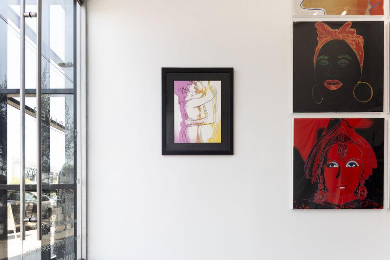 Andy Warhol, 'Love (FS II.312) ', 1983, Print, Screenprint on Rives BFK Paper, Revolver Gallery