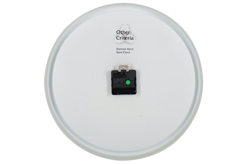 Damien Hirst, 'Spot Clock (Large)', 2009, Design/Decorative Art, Chiswick Auctions
