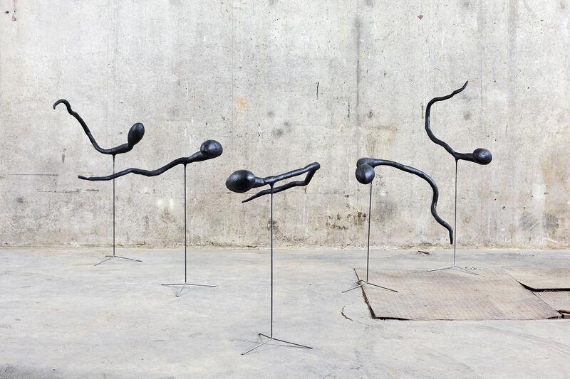 Atelier Van Lieshout, 'Unlimited no. 13', 2012, Sculpture, Fiberglass, polyester, and styrofoam, OMR
