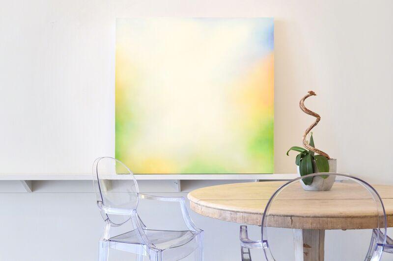 Tracy Rocca, 'Sagebrush', 2016, Painting, Oil on polyester over panel, Winston Wächter Fine Art