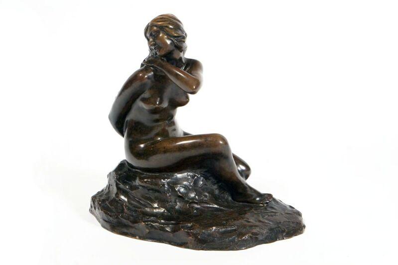 Marc-Aurèle de Foy Suzor-Coté, 'Le Modèle ', 1925, Sculpture, Bronze, Galerie Claude Lafitte