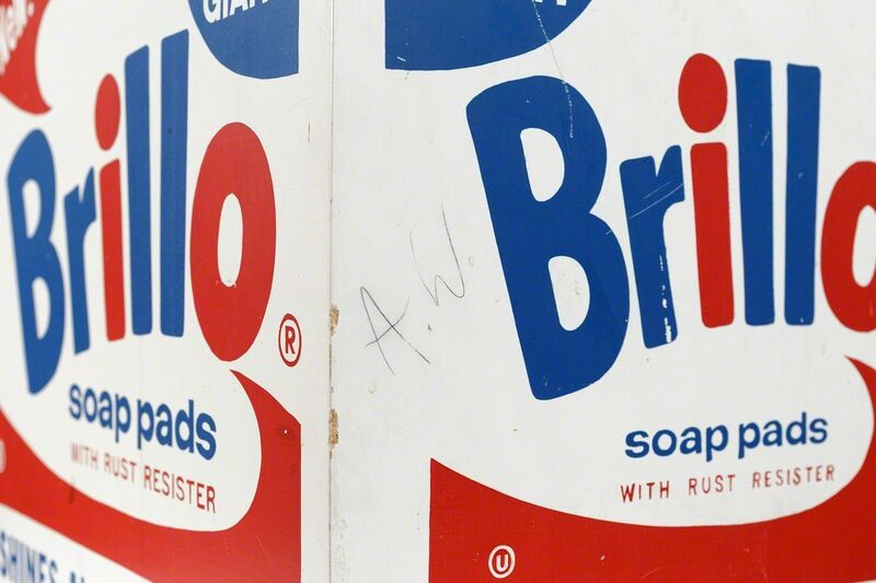 Andy Warhol, 'Brillo Soap Pads Box 1968 Stockholm Type (one of 6 known to exist)', 1968, Sculpture, Silkscreen on wood, MultiplesInc Projects