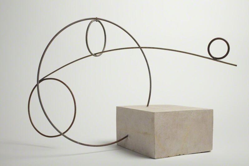 Loló Soldevilla, 'Untitled ', 1954, Sculpture, Bronze mobile, El Museo del Barrio