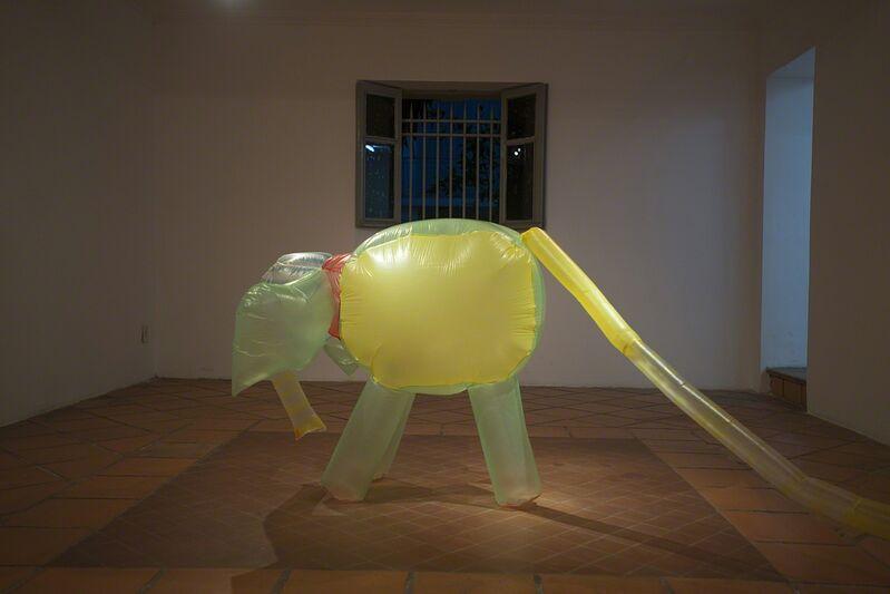 UuDam Tran Nguyen, 'Serpents' Tails', 2015, Video/Film/Animation, 3-channel video: HD, colour, sound, Sàn Art